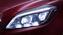 LED-Scheinwerfer Mercedes-Benz