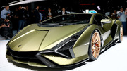 Lamborghini Sian FKP 37 IAA