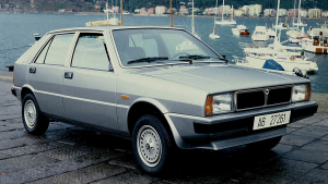 40 Jahre Lancia Delta