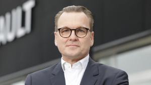 Lars Bialkowski; Vertriebschef Renault Deutschland