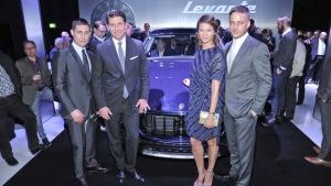 Deutschlandpremiere Maserati Levante