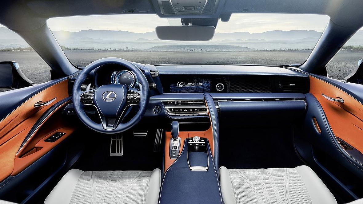 Lexus Lc 500h Autohaus De