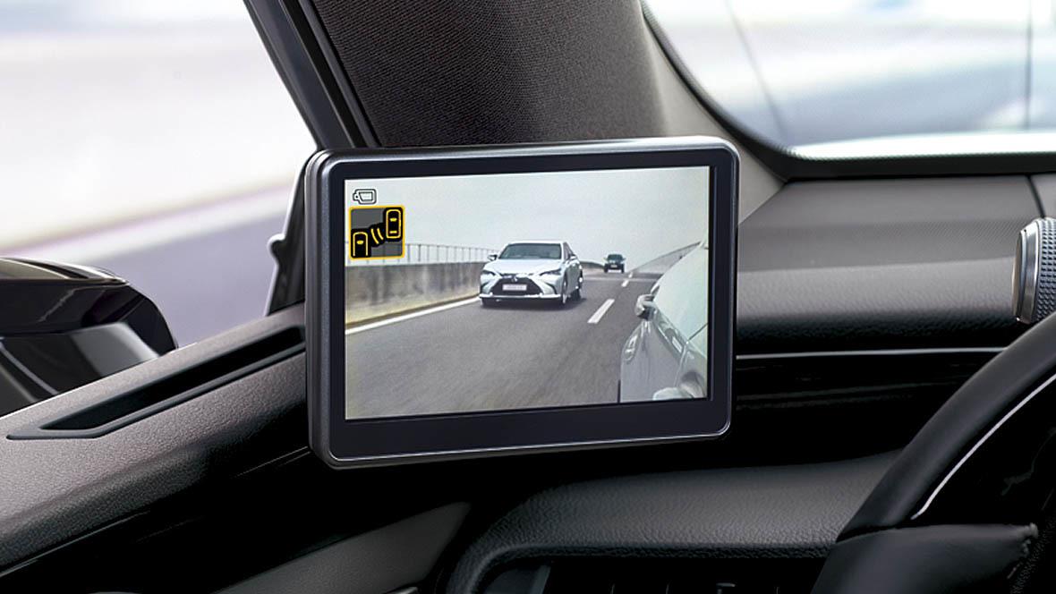Lexus ES 300 h digitale Kamera