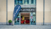 Lexus Pop-up-Store in Chemnitz
