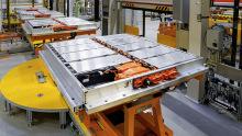 Lithium-Ionen-Batterie Herstellung