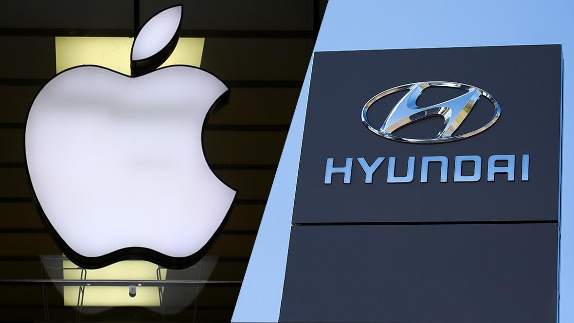 Kurssprung bei Autobauer: Apple spricht mit Hyundai über Kooperation bei Roboterauto