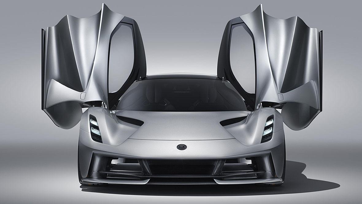 Hypercar Lotus Evija