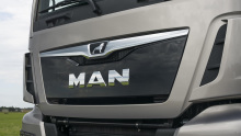 MAN; Logo; Lkw