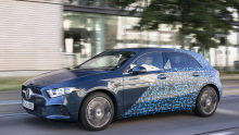 Mercedes-Benz B-Klasse Plug-in-Hybrid