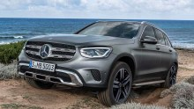 Mercedes-Benz GLC Facelift (2020)