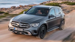 Mercedes-Benz GLC Facelift (2020)