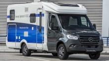 Mercedes-Benz Concept Sprinter F-Cell