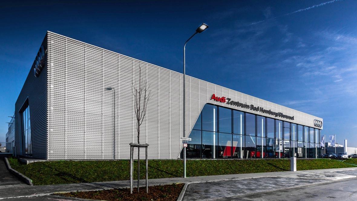 Marnet Audi-Zentrum Bad Homburg/Oberursel