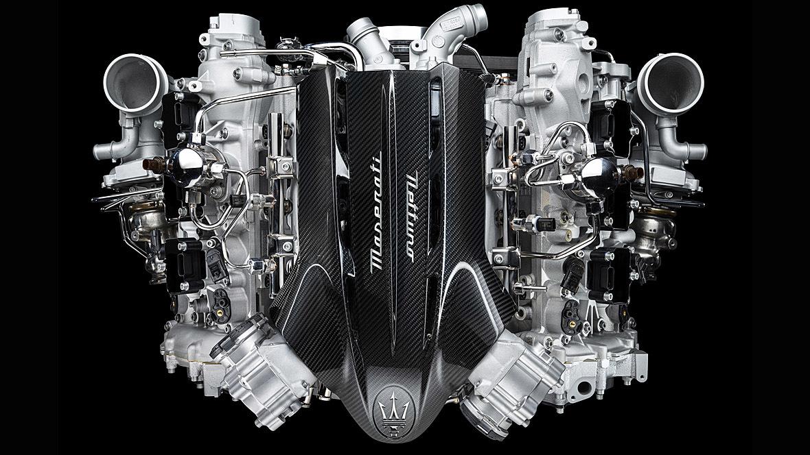 Maserati-Motor Nettuno