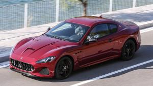 Maserati Gran Turismo Fahrbericht