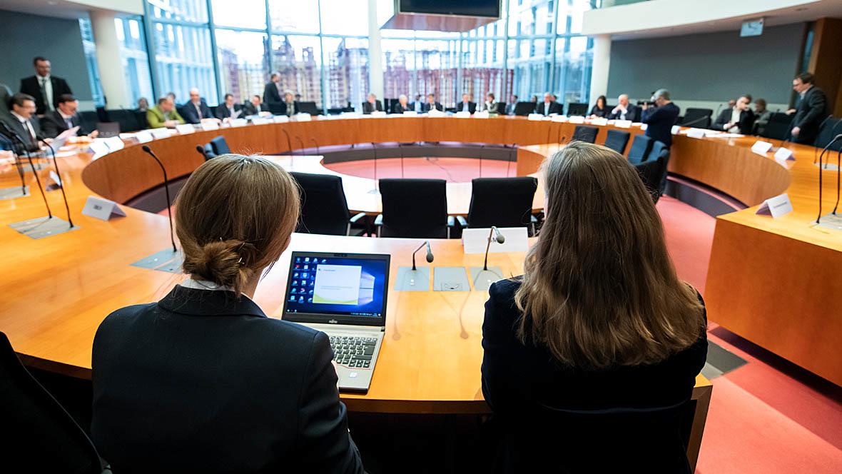 Maut-Untersuchungsausschuss