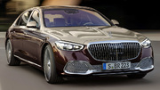 Mercedes-Maybach S-Klasse (2021)