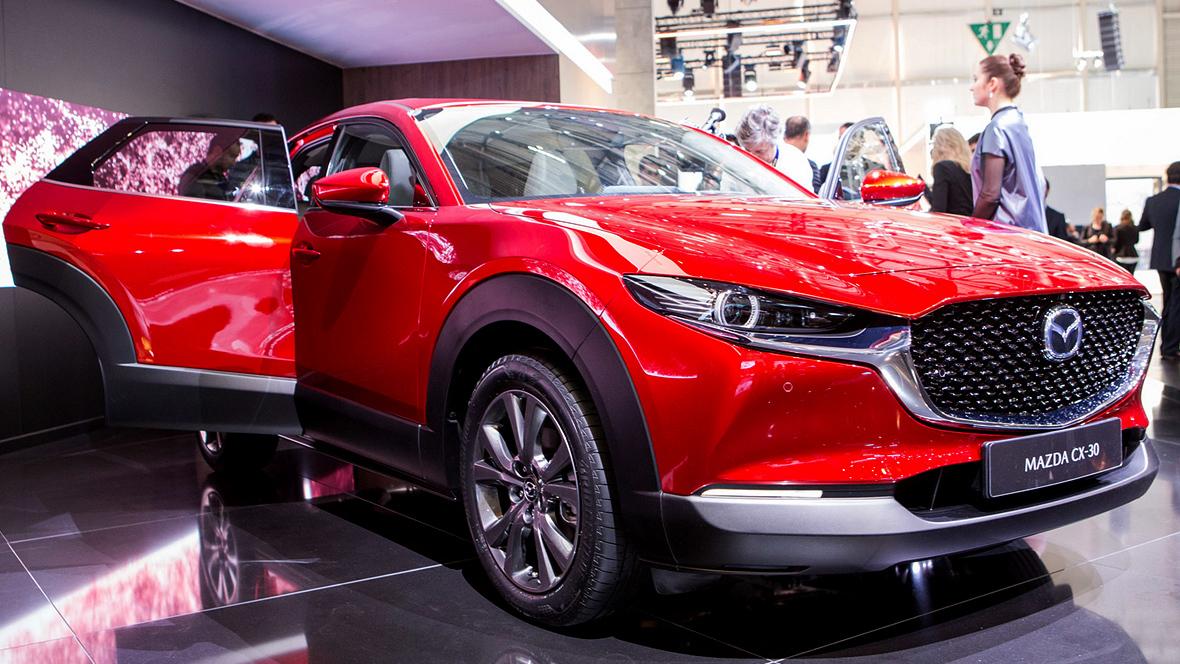 Mazda Cx 30 Autohaus De