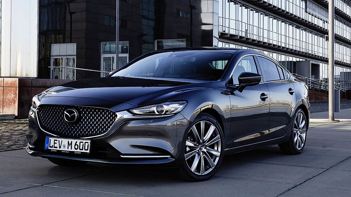 Mazda6 Facelift 2019 Autohaus De