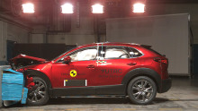 Mazda CX-30 EuroNCAP Crashtest