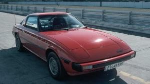 40 Jahre Mazda RX-7