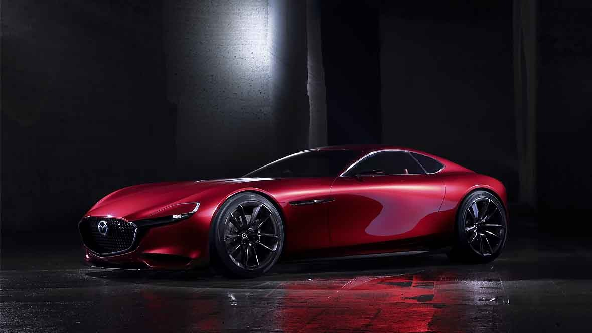 Mazda RX Studie