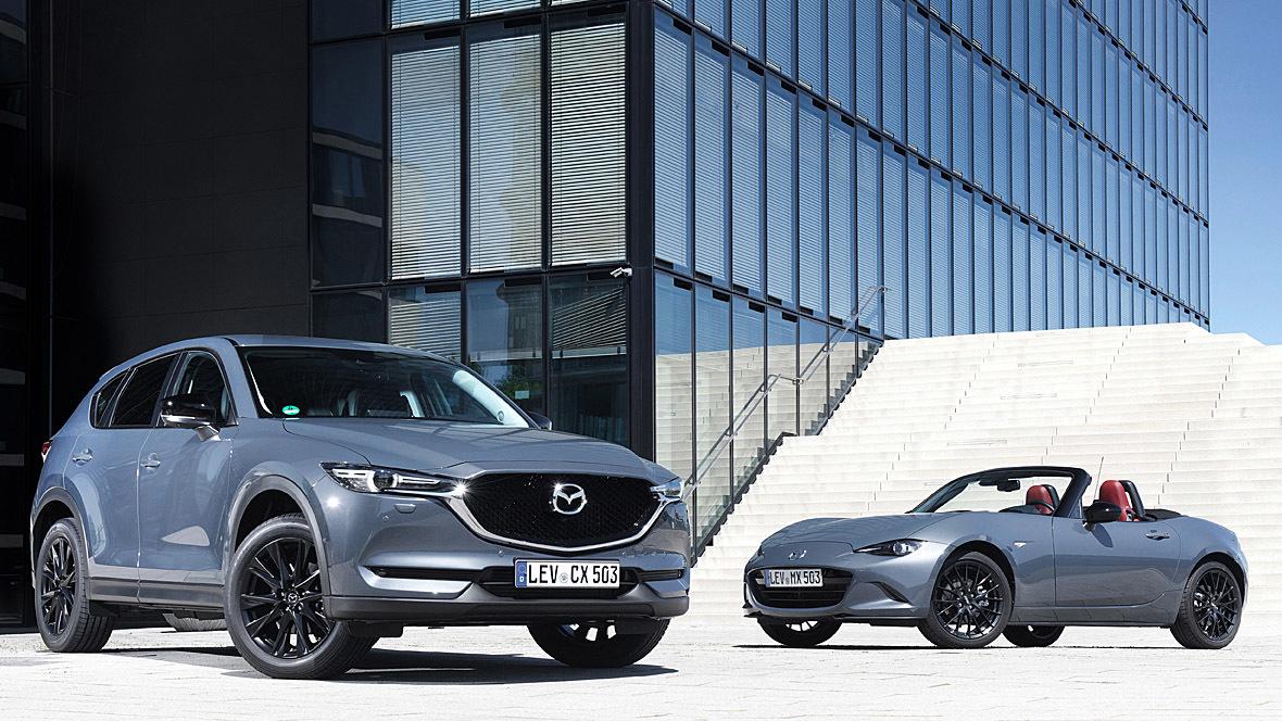 Mazda Sondermodelle Edition 100