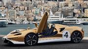 McLaren Elva in Monaco