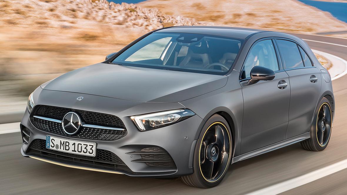 Mercedes-Benz A-Klasse (2019) - autohaus.de