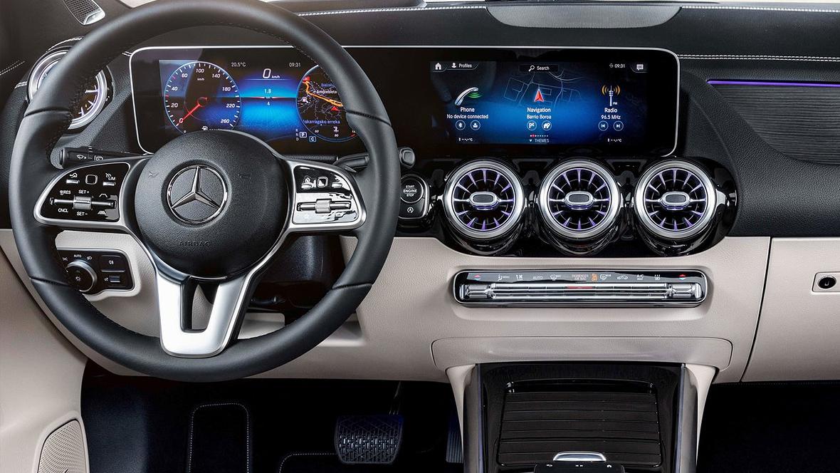 Mercedes Benz B Klasse 2019 Autohaus De