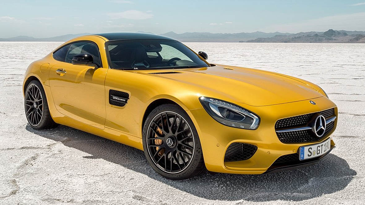 Mercedes Amg Gt R Price In India