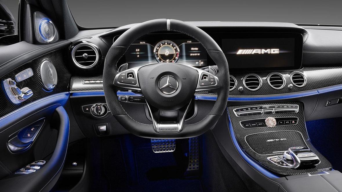 Mercedes Benz E63 Amg 2017 Autohaus De