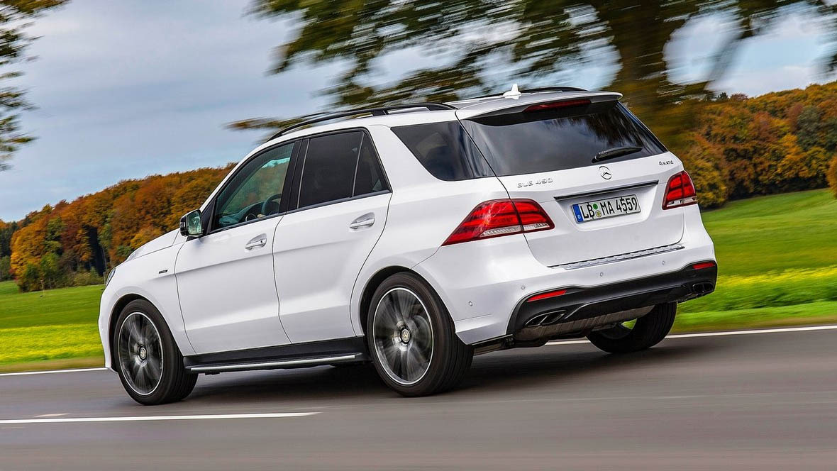 Mercedes benz gle 450 amg 4matic 2016 for 2016 mercedes benz gle 450