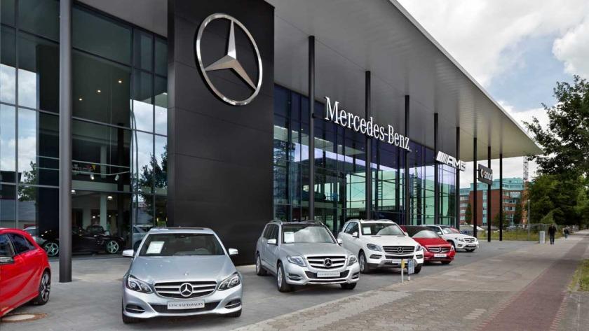 Mercedes-Benz Niederlassung Hamburg
