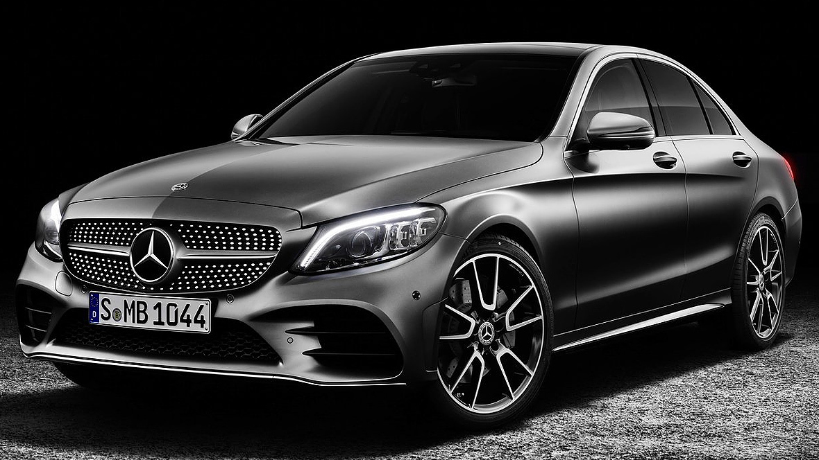 Mercedes Benz C Klasse 2019 Autohaus De