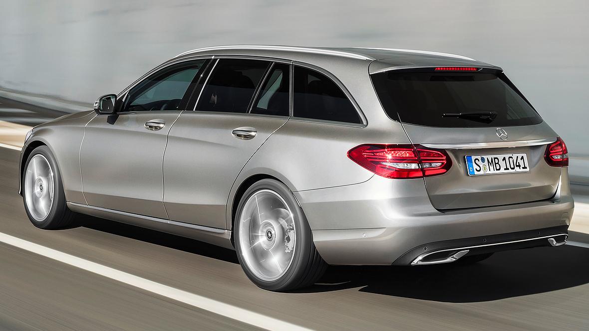 Mercedes-Benz C-Klasse (2019) - autohaus.de