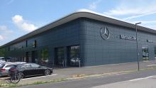 Kestenholz Mercedes-Benz-City