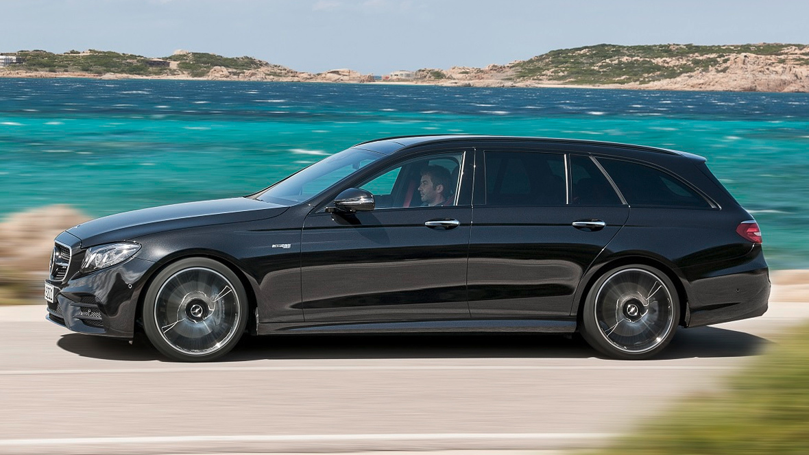 Mercedes Benz E Klasse T Modell 2017 Autohaus De