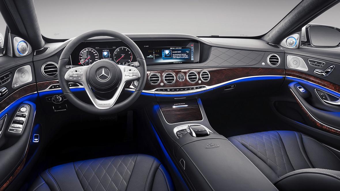 Mercedes Benz Service B Cost >> Mercedes-Maybach S-Klasse (2019) - autohaus.de