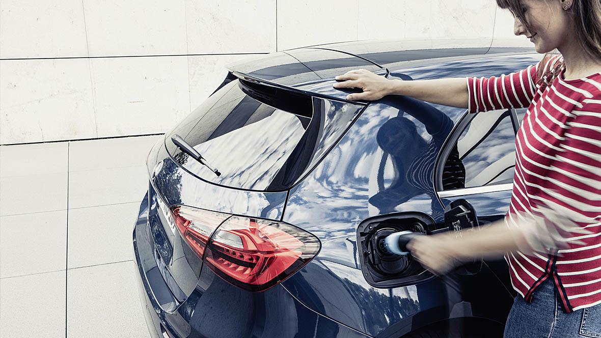 Mercedes-Benz A-Klasse Plug-in-Hybrid