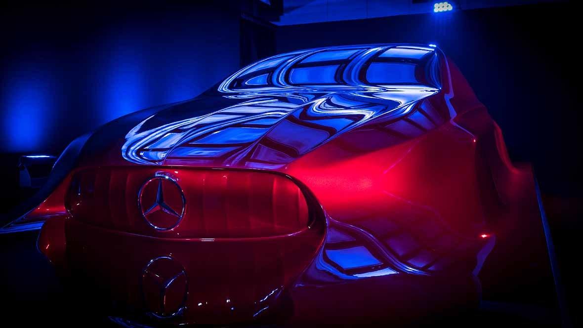 Design-Entwicklung bei Mercedes