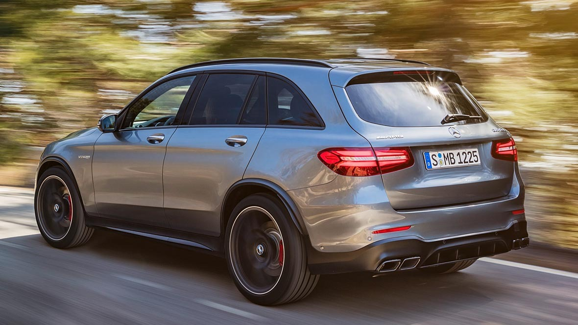 mercedes amg glc 63. Black Bedroom Furniture Sets. Home Design Ideas