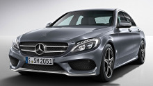 Mercedes-Benz C-Klasse Sondermodell