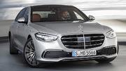 Mercedes-Benz S-Klasse (2021)