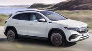 Mercedes EQA (2022)