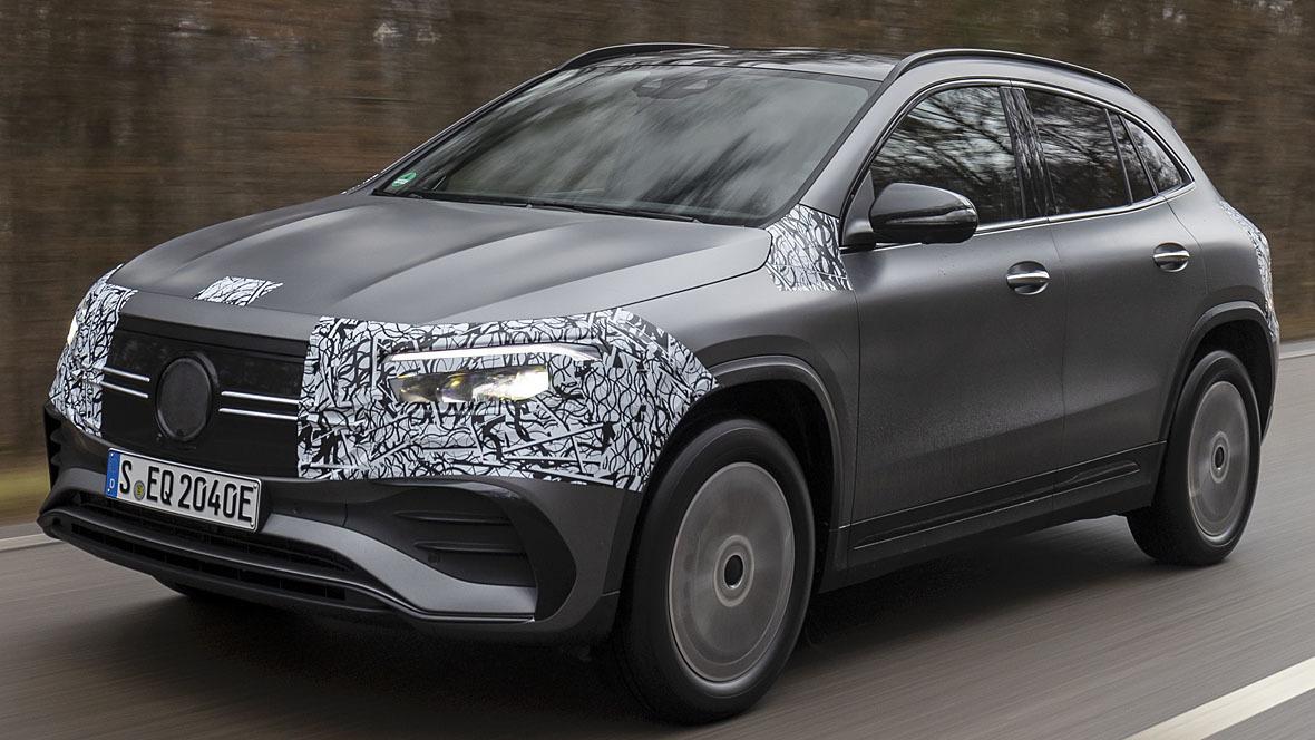 Mercedes EQA Prototyp