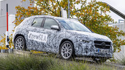 Neuer Mercedes GLA 2020 Vorserienmodell