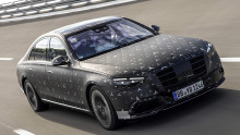 Mercedes S-Klasse 2021 (getarnt)