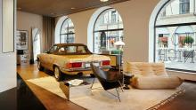Mercedes-Benz; Studio Odeonsplatz; Showroom; Citystore