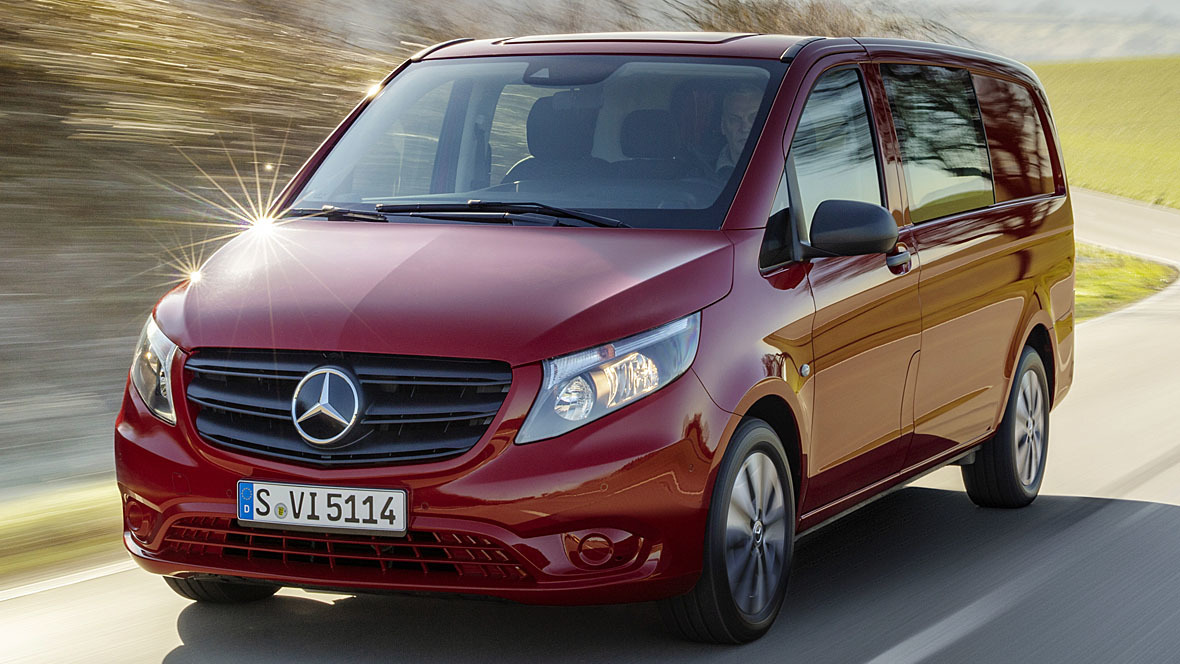 Mercedes-Benz Vito (2021)